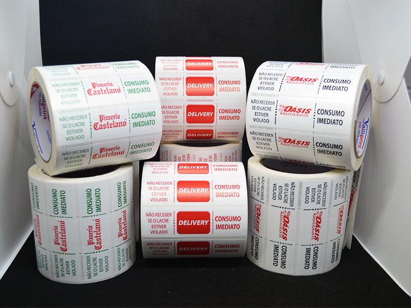 Etiquetas Delivery